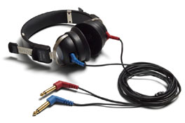 This is an image that displays a RadioEar audiometric headset